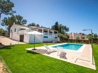 4 bedroom Villa in Cala Blava, Balearic Islands, Spain : ref 5620411