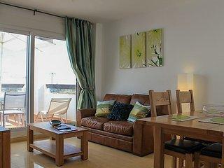 Las Terrazas de la Torre Golf Resort Two Bedroomed Apartment Free Wi-Fi & Uk TV.