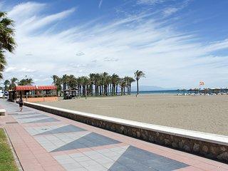 Playa del Bajondillo, Torremolinos