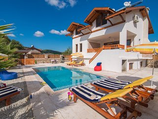 5 Bedrooms Heated Pool Private Villa