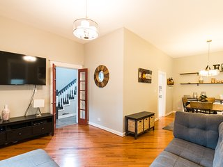 Beautifully Updated Home Steps From Trendy Uptown