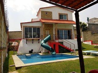 Casa Circuito Oaxtepec Morelos 22 personas
