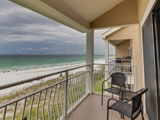 NEW LISTING! Spacious beachfront home with shared pool and private beach access