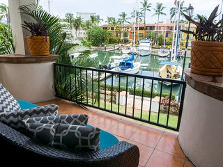 Family Friendly Villa Overlooking Marina Vallarta