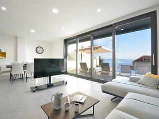 ctma152 - Modern, newly built villa in Makarska, with heated infinity pool in Ma