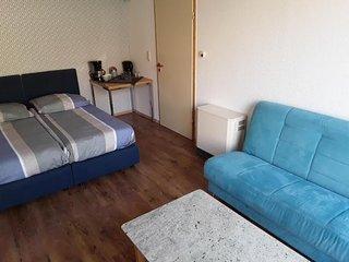 Appartement Bad Bentheim met Turkse stoomcabine