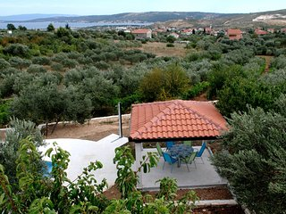 ctks174 - New villa in a quiet and private location on a plot of 3.700 m2 in Kas