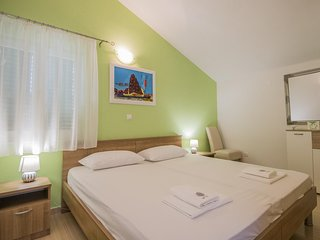 cttu164 - Holiday house with pool in Tucepi, up to 9 persons in Tučepi