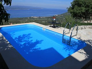 ctbv103- holiday home with pool, Wi-Fi internet access, air conditioning in Bašk
