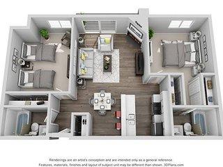 Prime Location | Westwood Apartment
