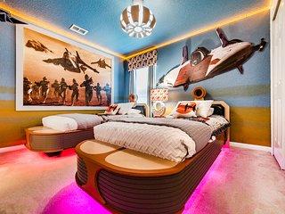 BRAND NEW Luxury 5BR/5BA Villa Pool/SPA Great View