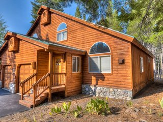 Spacious Tahoe Donner Home W/ HOA Amenities