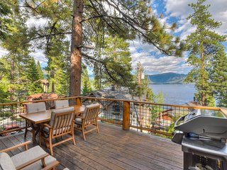 Crystal Bay Home w/ Lake Views & Hot Tub