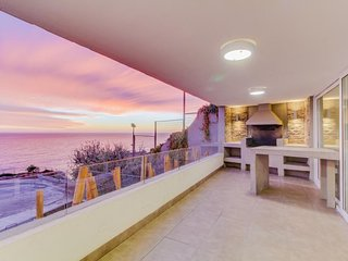 Departamento familiar con esplendida vista al mar - Apt with splendid sea view
