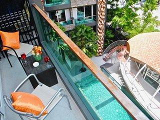 Pool view Studio in Patong