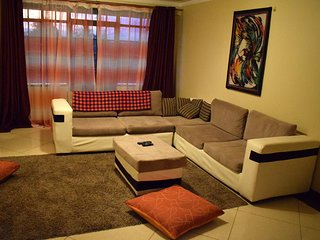 Two bedroom apartment in Westlands, Nairobi.