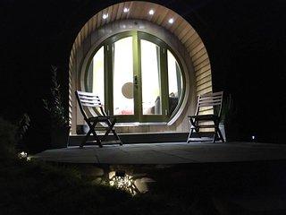 BRACKEN, luxury, spacious pod, Swarland