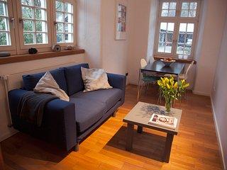 Business-Apartment 'Jala' im denkmalgeschützten Richterhaus