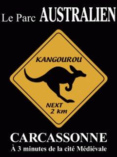The Australian park of Carcassonne