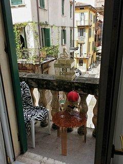 Billie's Flat White, Palazzo Melegatti 2nd Floor