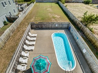 Ocean's Nine West | 1087 ft from the beach | Private Pool, Hot Tub