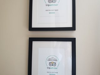 TripAdvisor Excellence Certificates