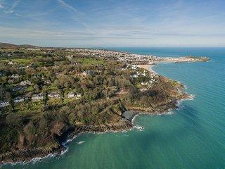 Bay View Lodge Retreat, St Ives, Cornwall 5* property