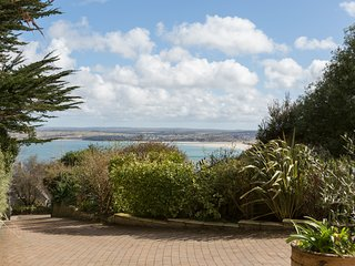 Bay View Lodge Retreat, St Ives, Cornwall 5* property