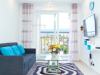 Comfort 2BR Apartment With Nice Ocean View - Vung Tau City