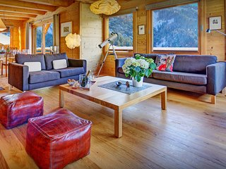 4* chalet is great for family skiing holidays in the Alps - OVO Network