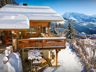 Explore life in the French Alps from this unique ski chalet - OVO Network