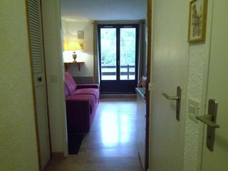 Rental Apartment Risoul, studio flat, 4 persons