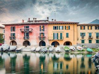 Luminoso appartamento sul Lago di Como