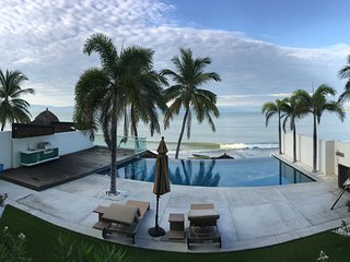 Paradise Awaits! Exclusive Beachfront Condo Overlooking Bahia de Banderas