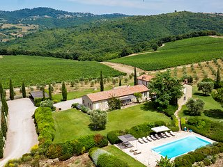 White Retreat 17 - Magliano in Toscana (Maremma area)