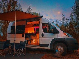 AlaskaVans Campervan (Unit 2)