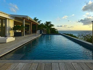 Villa Avalon :: Ocean View * Located in Magnificent Gouverneur with Private Po