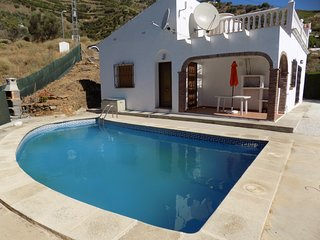 3-bedroom villa on the foot hills of the Sierra Almijara in southern Spain