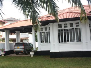 4 roomed colonial villa seconds from the beech