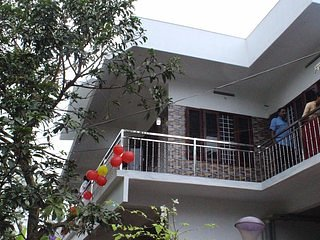 St.Antony Home Stay- Out house with village view