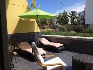 Luxury T2 Apartment,Meia Praia,Lagos