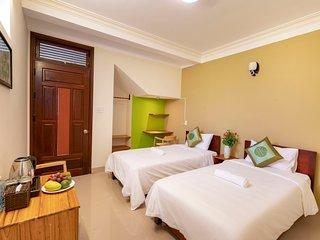 Green Garden Hoi An Villa-Twin Room