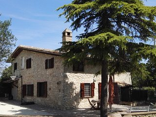 Incantevole Umbria Country Home
