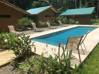 Pipa Lodge,jungle beach & sun Bungalow 3. ♿