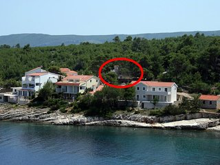 Two bedroom apartment Basina (Hvar) (A-4622-a)