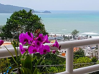 Exclusive Sea View House, 3 BR, 6+ Pax
