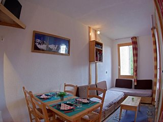 Rental Apartment Valmorel, 1 bedroom, 4 persons