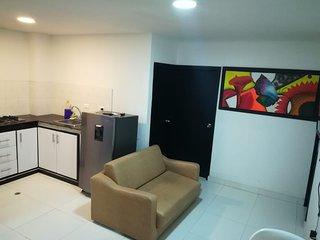 Apartamento Amoblado 302