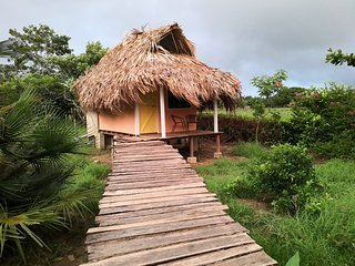 La Múcura Hospedaje - Cabaña para pareja