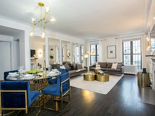 Fifth Avenue Ultra Luxurious Large 3 Bedroom - Domenico Vacca Building -  Gym /D